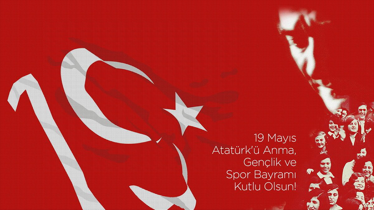 Commemoration of Atatürk Youth and Sport Festival